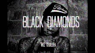 Repeat youtube video Wiz Khalifa- Black Diamonds Prod.Djcdubb (New Feb 2013) (Sold)