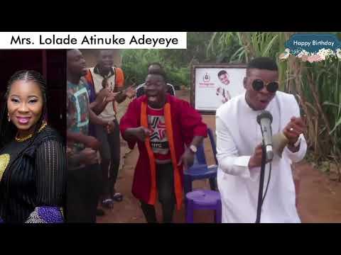 Woli Agba - Funny Greetings Vol  14