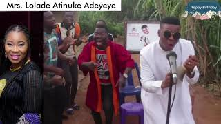 Download Ayo Ajewole Woli Agba Comedy - FUNNY GREETINGS by WOLI AGBA Vol  14