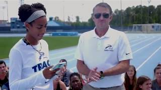 Women S Track University Of North Florida