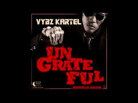 Vybz Kartel - Ungrateful-Raw- (Wrangla Riddim)
