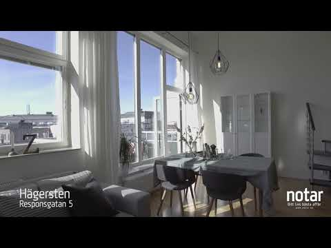 Responsgatan 5 - 3:a · 59m2 - Telefonplan/Midsommarkransen : Via Notar mäklare Liljeholmen