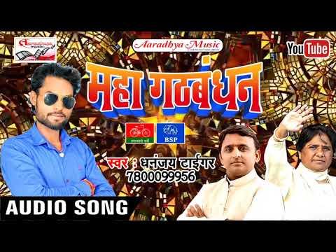 2018 UP ELECTION SONG | महागठबंधन | ऐ गाना उतर प्रदेश के जनता को खूब जमेगा | Dhananjay Tigar