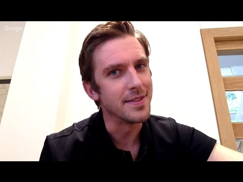 Dan Stevens on exploring 'mind-blowing' worlds in 'Legion' & 'Beauty and the Beast'