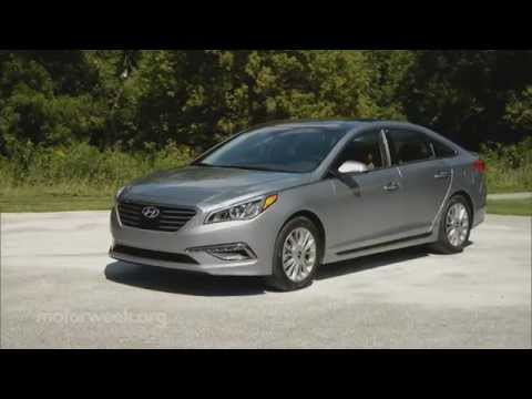 MotorWeek Road Test 2015 Hyundai Sonata