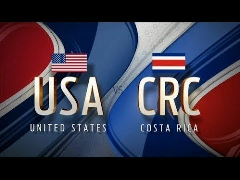 Live United States Vs Costa Rica Fifa World Cup 2018 Qualifying