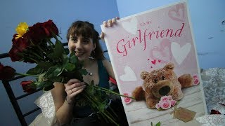 SURPRISING MY GIRLFRIEND ON VALENTINES DAY