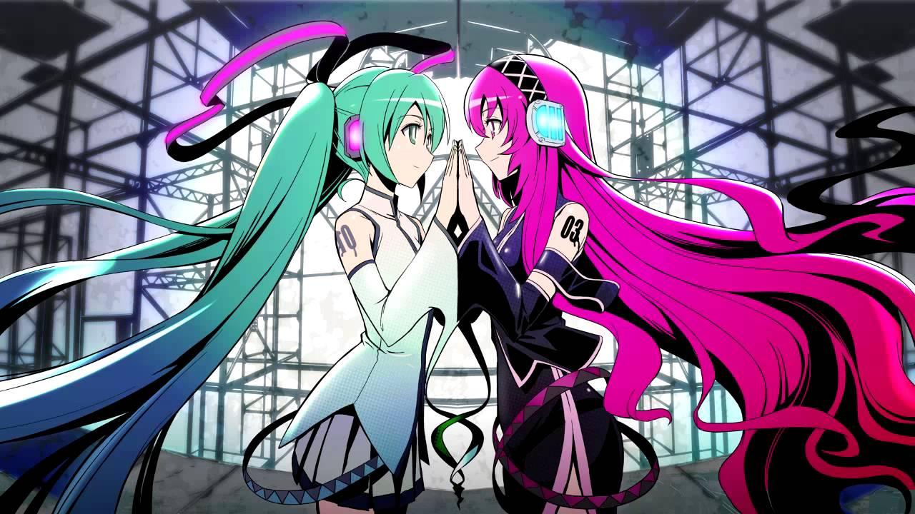 Vocaloid DJ Mix - Drum and Bass (Liquid/Darkstep/Drumstep