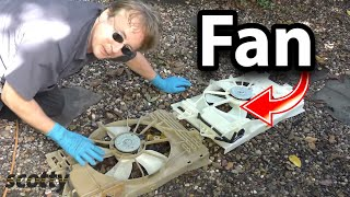How To Replace Cooling Fan On Your Car