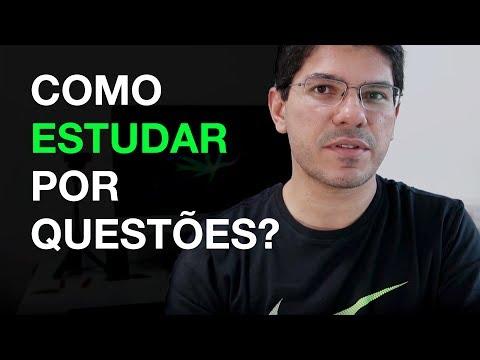 Dica Como Estudar por Questões I Gerson Aragão I S11