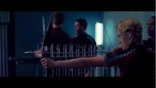 The Hunger Games - Training Scene [HD]