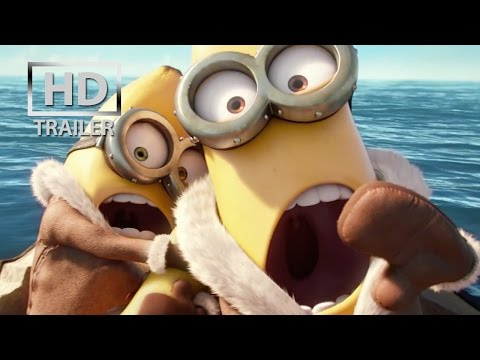 Thumbnail: Minions - Despicable Me 3 | official trailer (2015) Sandra Bullock Steve Carell