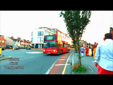Vettai Thiruvila - Sri Thiruthanigai Vale Murugan Temple - New Malden, Surrey 01-09-2017