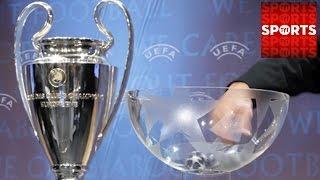 2014-2015  UEFA CHAMPIONS LEAGUE KNOCKOUT DRAW
