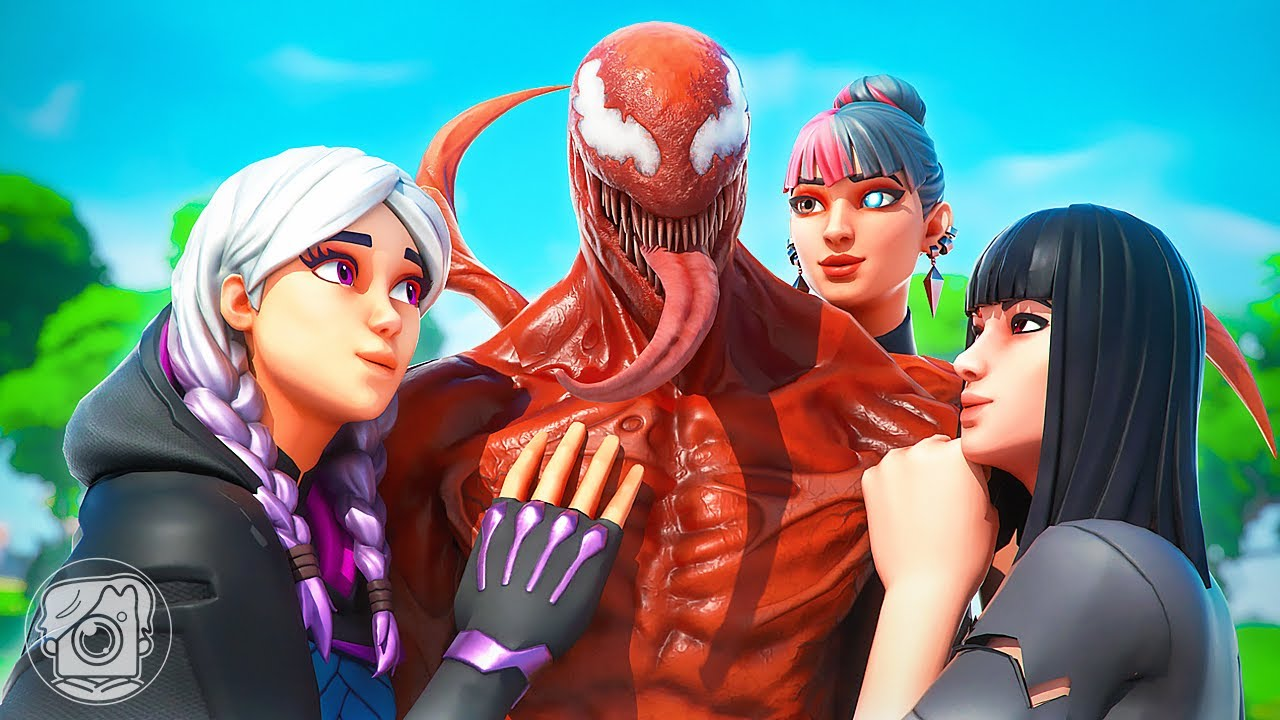 Download A DAY IN THE LIFE OF CARNAGE! (A Fortnite Short Film)