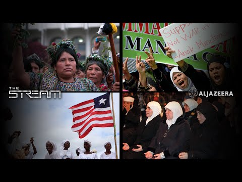 The Stream - Why aren't more women participating in peace talks?