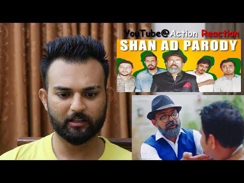Pakistani Reaction   Shan Ad Parody   Bekaar Films