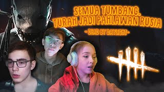 MAIN DEAD BY DAYLIGHT SAMPE NGESOT! - W/ OLYA & IDRIS