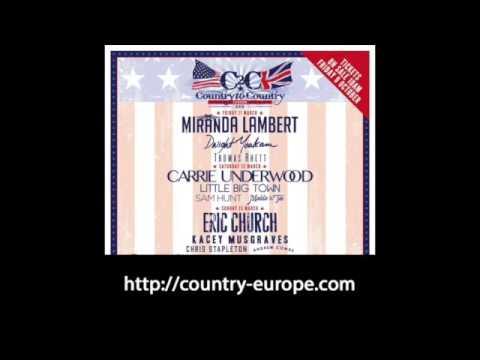 Chris Stapleton Live - complete set C2C 2016 - good quality