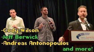 Bitcoin, Decentralization, and Anarchy (Toronto #BitcoinExpo Highlights) #546