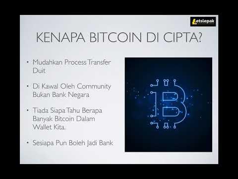 Apa itu Matawang Kripto - Bitcoin
