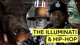 The Illuminati Hip Hop A Conversation With Prodigy