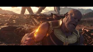 Avengers - 3 titan fight scene  || hollywood tamil
