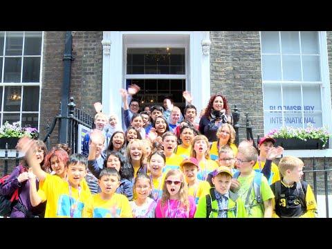 English Language School in London - English Courses - Bloomsbury