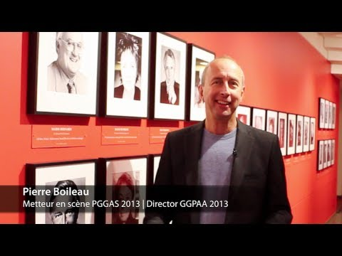 Behind the scenes of the GGPAA Gala