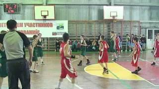 Детский Баскетбол на приз главы г. Орска
