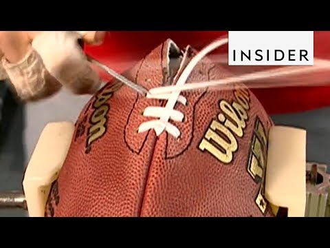 Download Youtube: How NFL Footballs are Made