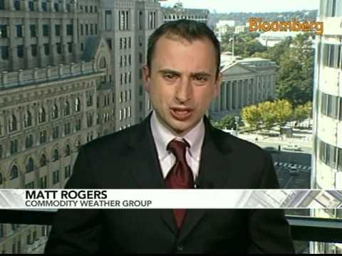 Matt Rogers Discusses Winter Weather, Heating Oil Demand: Video