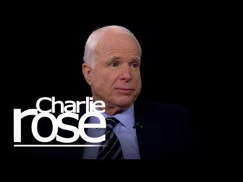 Sen. John McCain on Vladimir Putin | Charlie Rose