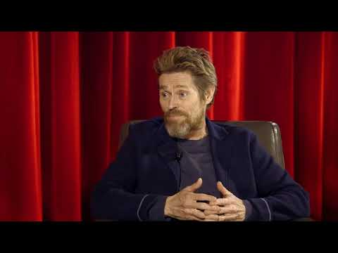 The Hollywood Masters: Willem Dafoe on The Last Temptation of Christ