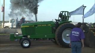 Pro Farm Tractors at Richmond, KY (6/15/13)