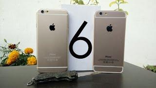 Fake vs. Real iPhone 6! Don