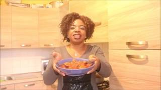 Cook with me Nigerian stew how to make gizzard stew