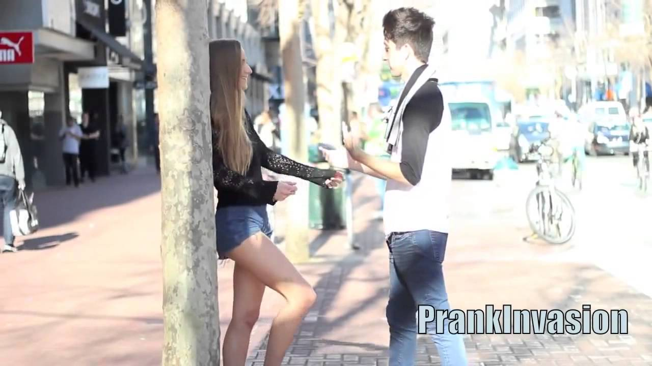 Kissing Prank Valentines Day Special Youtube