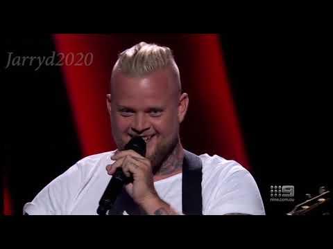 Matt Gresham 31 WA – Great Talent Australia – The Voice Australia 2020 Day 4 - 31 May 2020