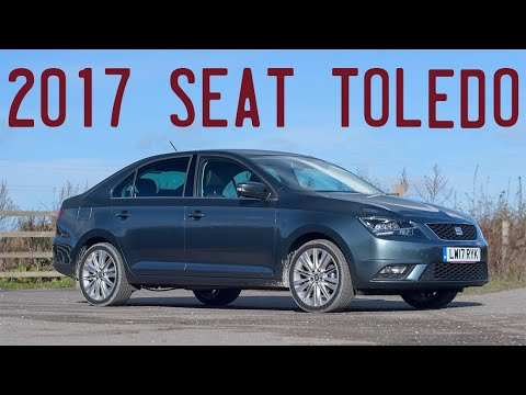 2017 SEAT Toledo 1.0 TSi Xcellence Goes For A Drive