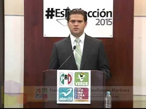 Debate Guadalupe, Nuevo León #EsTuElección2015