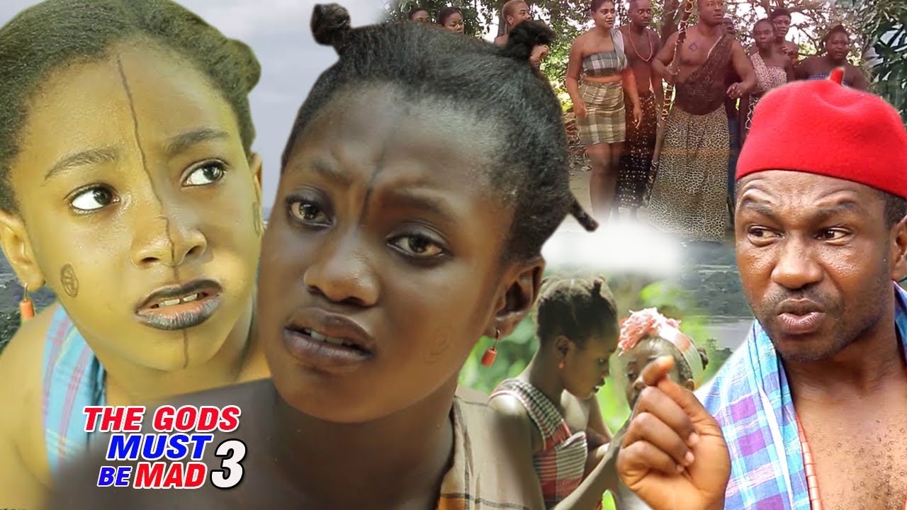 Download The gods Must Be Mad Season 3 Full HD - 2018 Latest Nigerian Nollywood Movie