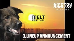 Melt Festival 2020 Lineup Announcement | NICETRY