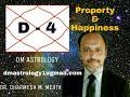 D-4 or Chaturamsha Chart in Vedic Astrology by Dr Dharmesh Mehta