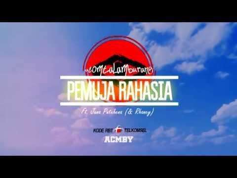 Acom Talamburang - Pemuja Rahasia (Official Lyrics Video)