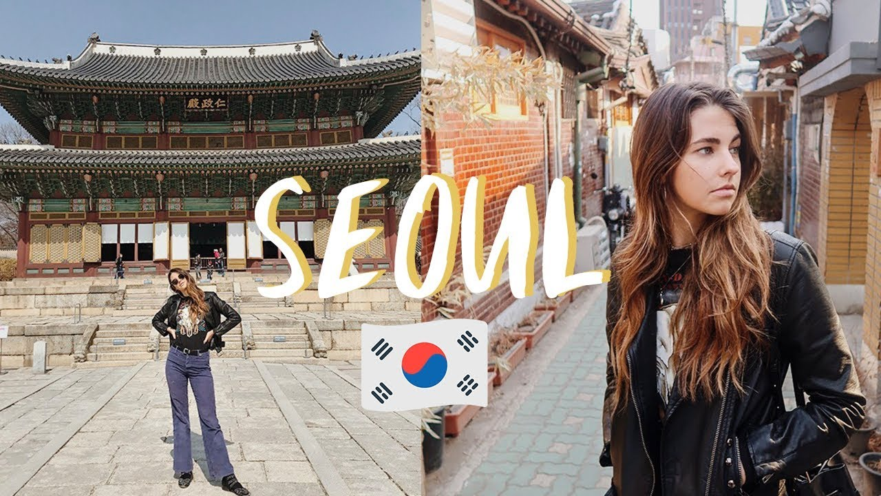 Traveling to Seoul, South Korea | Travel Vlog