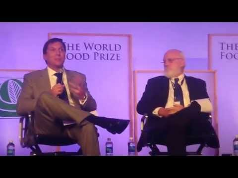 1. Borlaug Dialogue, WFP: Partnering with smallholders--Strategies for food security