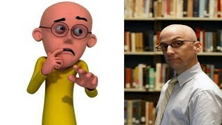 Motu Patlu Characters That Exists In Real Life!