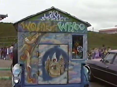 1990 1991 May, Grateful Dead Concert, Autzen Stadium