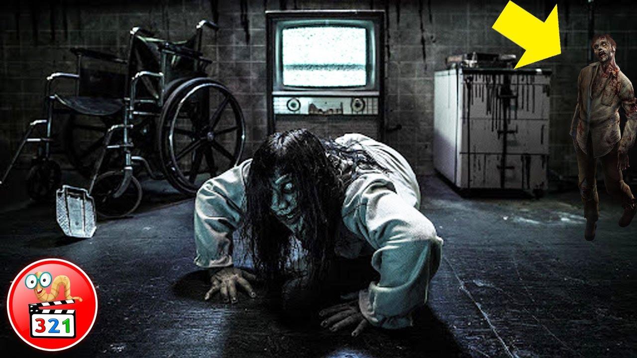 3 Bệnh Viên TÂM THẦN Đáng Sợ Nhất Trong Phim Kinh Dị   Scariest Mental Hospital in Movies